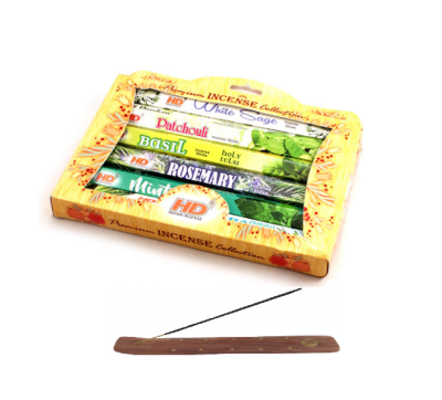 Piramigo Tibet Premium Tütsü Seti - Incense Collection Gift Pack